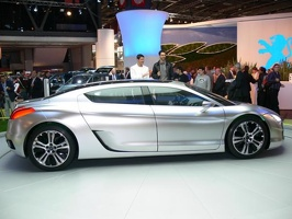 peugeot hybrid concept3