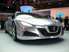 peugeot hybrid concept5