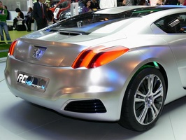 peugeot hybrid concept6