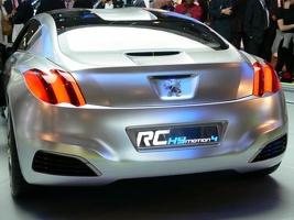 peugeot hybrid concept9