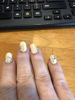 Welcome_Spring_manicure