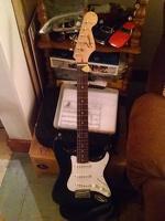 EvilWarlock's guitar