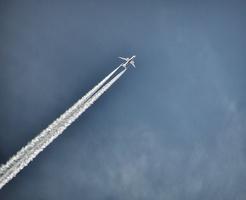 Plane attitude 12km