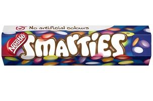 Nestle-Smarties