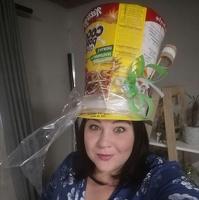 Pretty Potato Hat 2